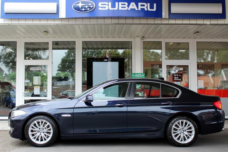 BMW 5-serie 525d High Executive