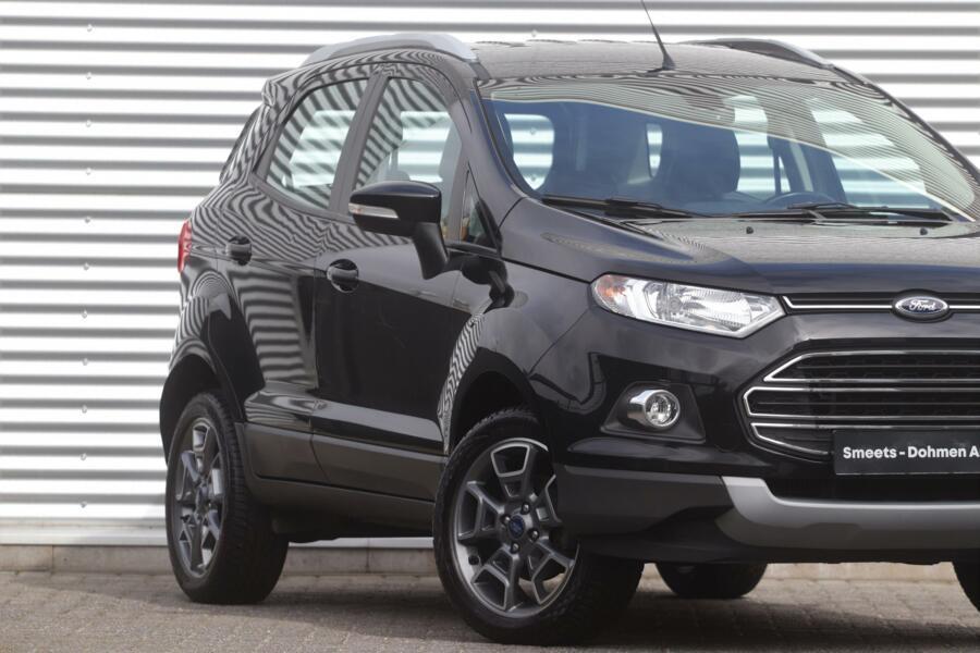 Ford EcoSport 1.0 EcoB. 125PK Titanium | Climate | ZONDAGS OPEN!