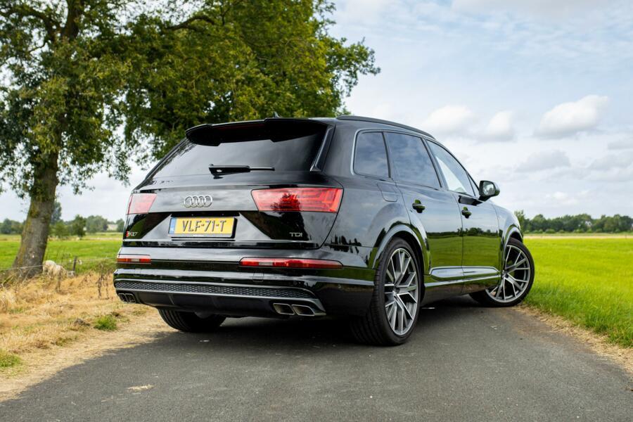 Audi SQ7 4.0 TDI quattro volleder pano head up alc. hemel