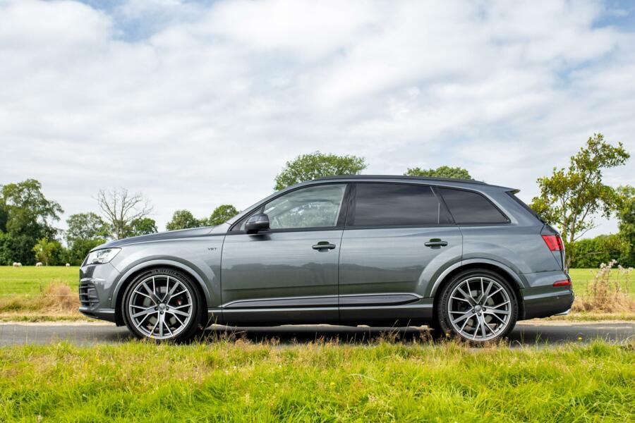 Audi SQ7 4.0 TDI|B&O advanced|volleder|rolstabi|absoluut vol