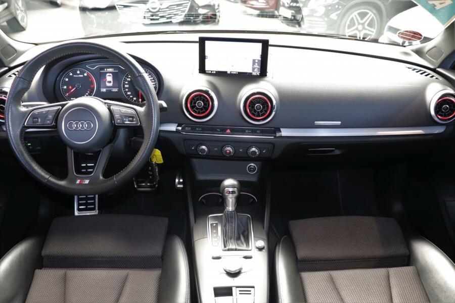 Audi A3 Limousine 1.5 TFSI Automaat Sport S-Line  Black | ZONDAGS OPEN!
