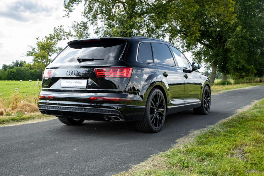 Audi SQ7 TDI quattro Grijs kenteken keramische remmen Top!