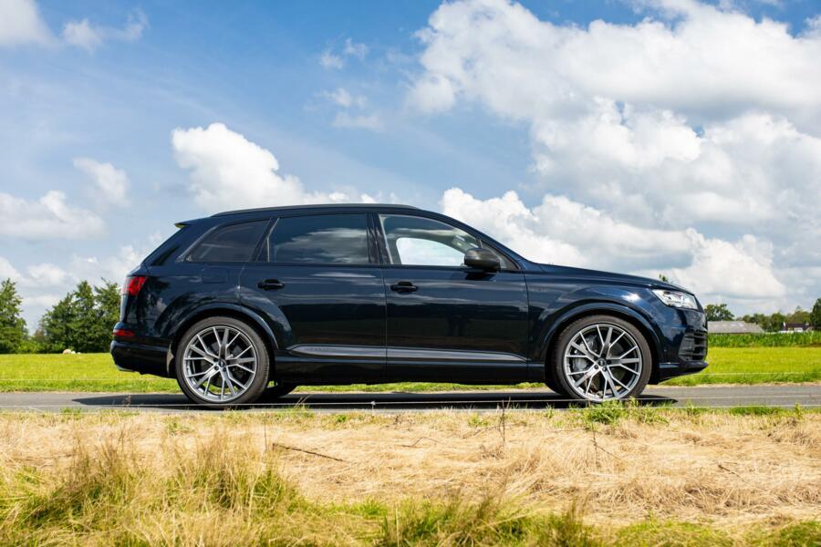 Audi SQ7 voll. Audi Exclusive leder B&O keramisch rolstab.