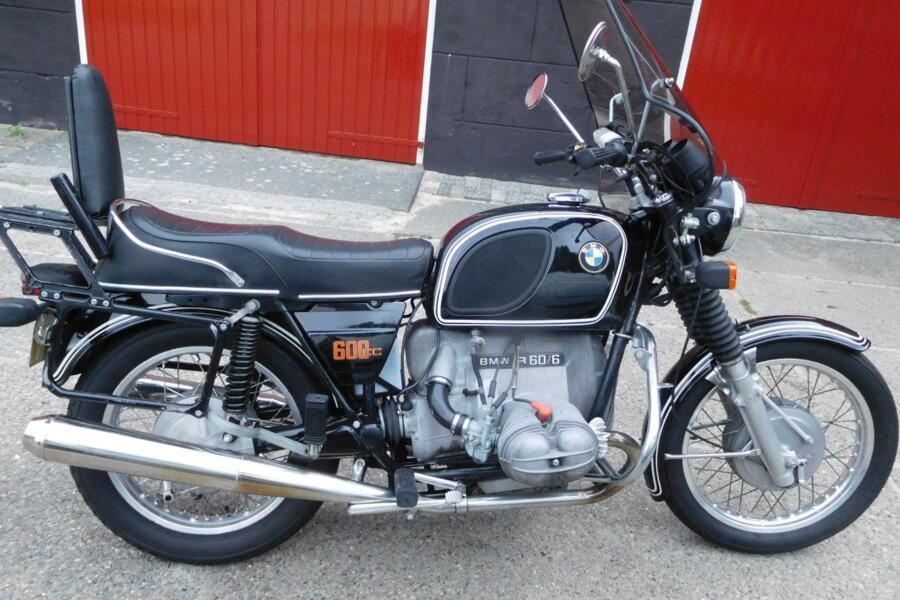 BMW R60/6 van tweede eigenaar met slechts 55000KM