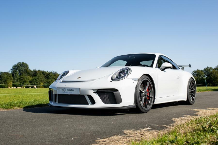 Porsche 911 4.0 GT3 Sport Chrono, NL-geleverd 1191 km Nieuw!