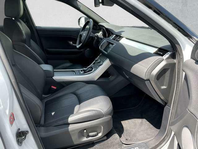 Land Rover Range Rover Evoque 2.0 TD4 SE