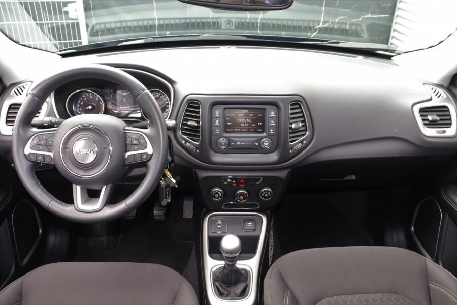 Jeep Compass 1.4 MultiAir Sport 1e Eig.! | Airco | ZONDAGS OPEN!