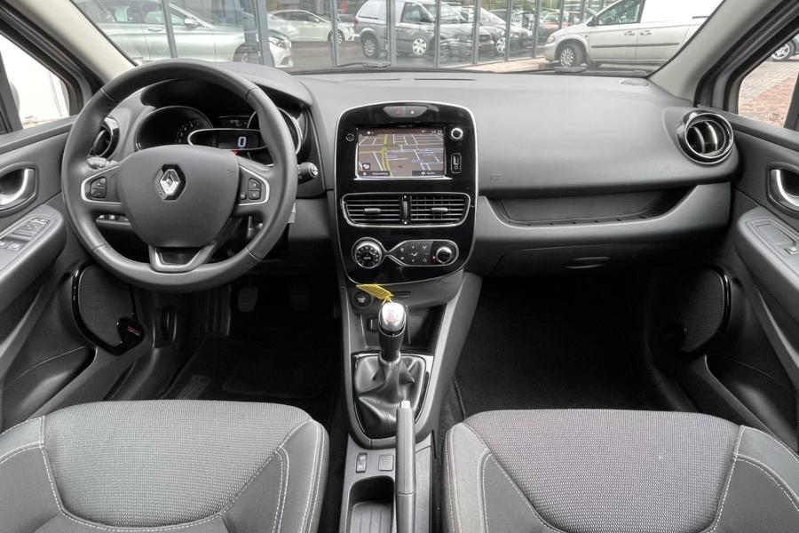 Renault Clio Estate 1.2 16V Airco Cruise Led Navi Nw Model18