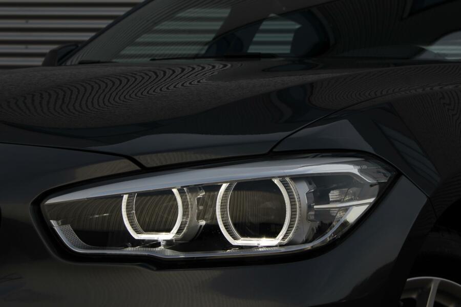 BMW 1-serie 118i Executive EDE /LED/XENON/NAVI/STOELVERW./CRUISE/PDC V+A!
