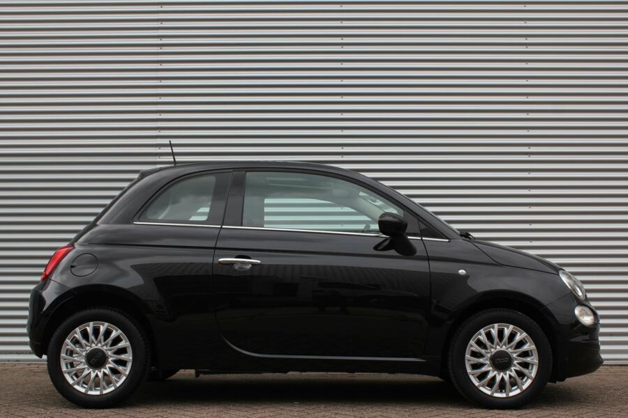 Fiat 500 1.2 Lounge LED/PANODAK/CARPLAY/CRUISE/AIRCO/BLUETOOTH/PDC!