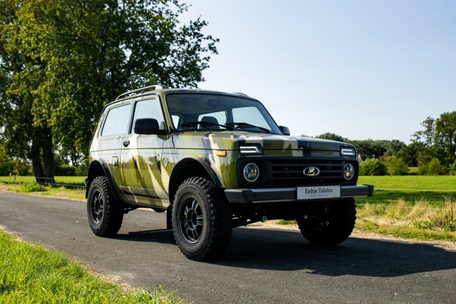 Lada Niva Bronto Nieuw incl. BTW/ ex. BPM