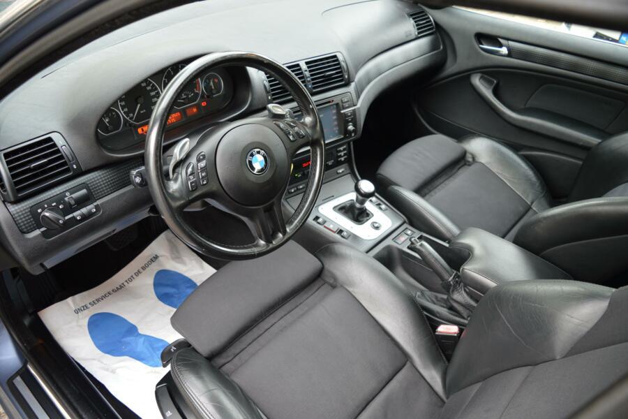 BMW 3-serie 330i Special Executive SMG Aut Airco Leder Uniek