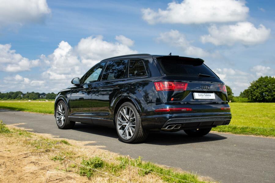 Audi SQ7|Grijs kenteken|Exclusive leder|B&O|keramisch|vol!
