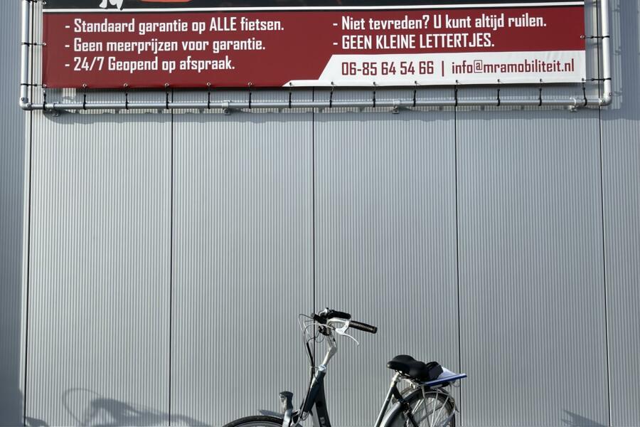 E Bike Batavus TOPfiets& Accu/Hoge Radius! Omruil-Garantie!