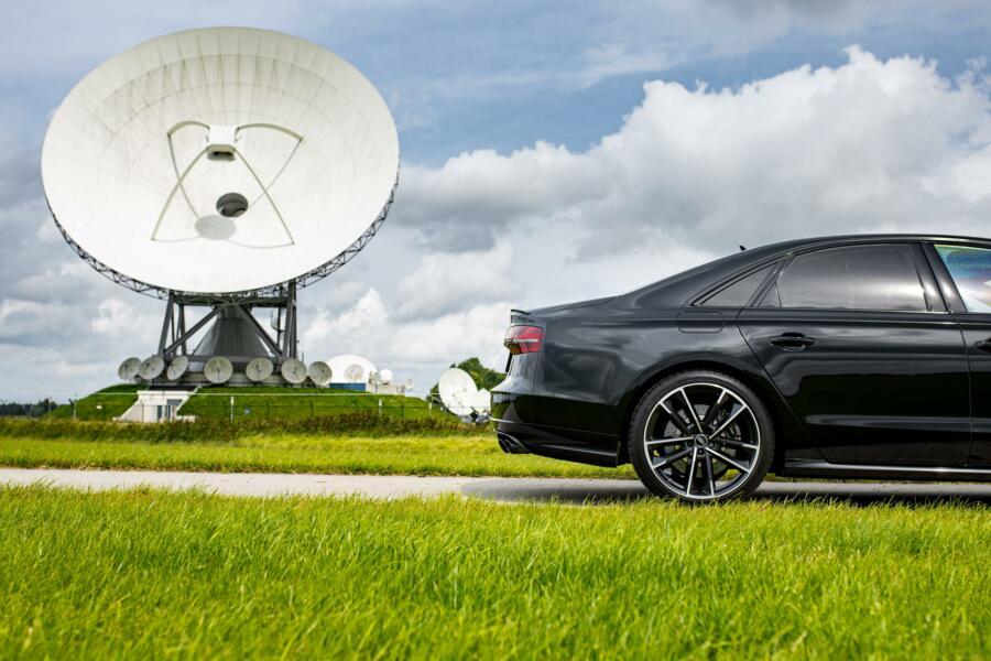Audi S8 plus 605 pk quattro Pro Line+ in topstaat!