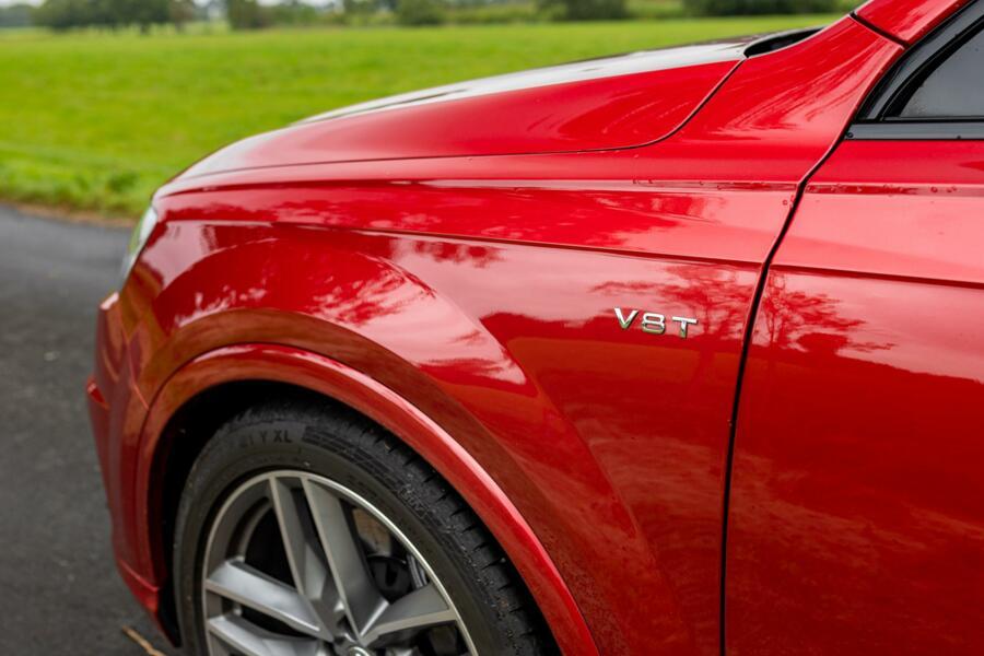 """Audi SQ7 trekhaak matrix standkachel 21"""" Topstaat"""
