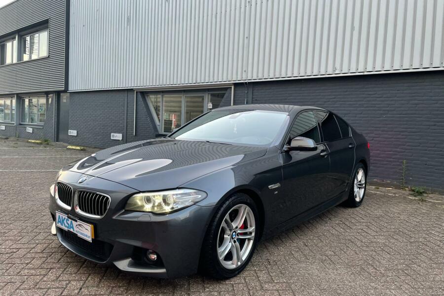 BMW 5-serie 520d M Sport Edition   Head-Up   360   Leder
