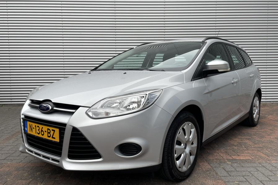 Ford Focus Wagon 1.6 TI-VCT Trend Airco Pdc Aux NW Model 12
