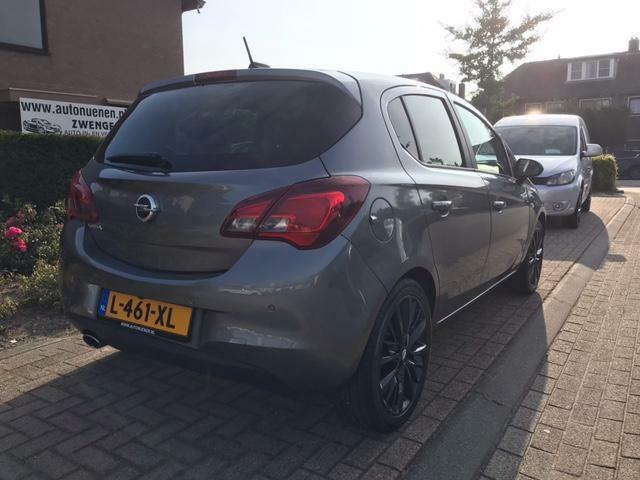 Opel Corsa 1.4 BLACK EDITION NAVI CRUISECONTROL CAMERA BLUETOOTH