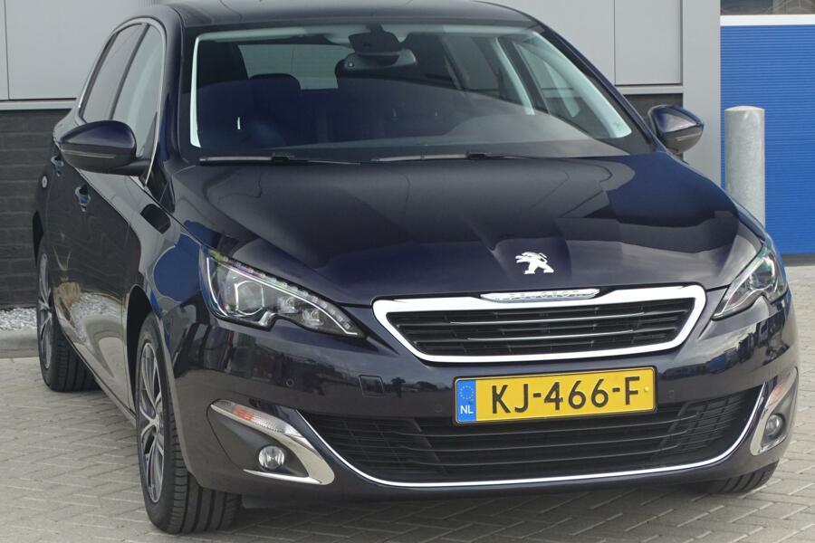 Peugeot 308 1.6 BlueHDi Blue Lease Premium, pano, massagest.