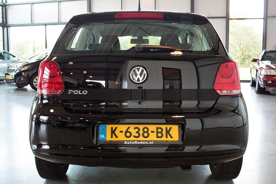 Volkswagen Polo 1.2-12V Team AirCo/Cruise/PDC 28.339km!!