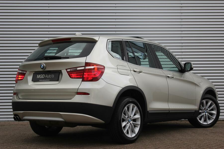 BMW X3 xDrive35i Executive /XENON/LED/PANODAK/HEAD-UP/360° CAMERA/ELEK. KLEP/STOEL+STUURVERW!