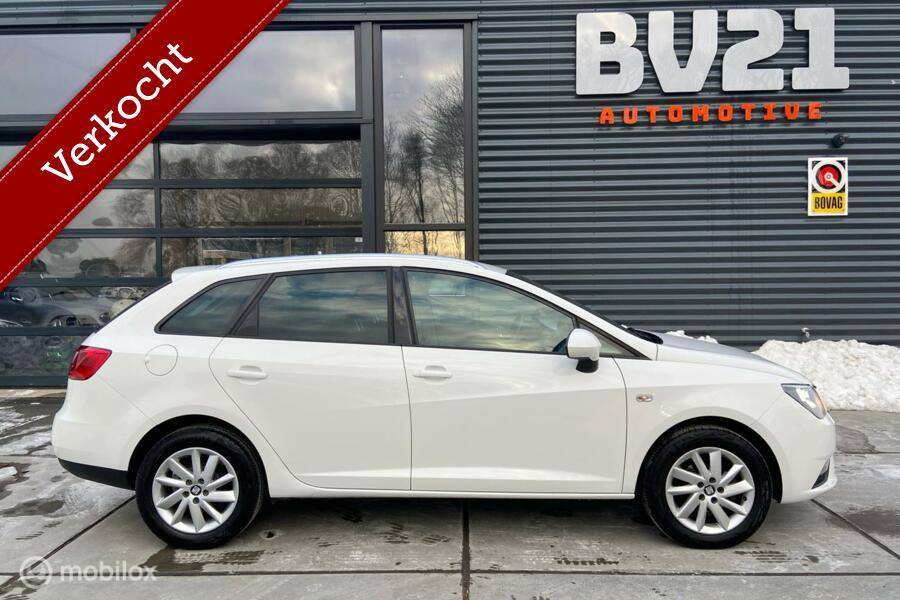 Seat Ibiza ST 1.2 TDI Businessline High AANBIEDING !!