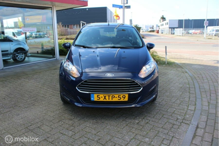 Ford Fiesta - 1.0 Style zo goed als nieuw nap apk airco