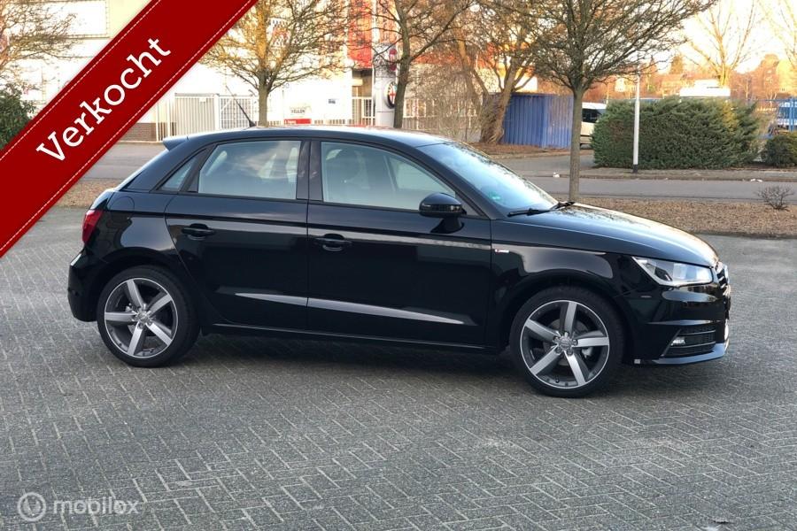 Audi A1 Sportback 1.0 TFSI S-Line Airco/Cruise/Stoelverw