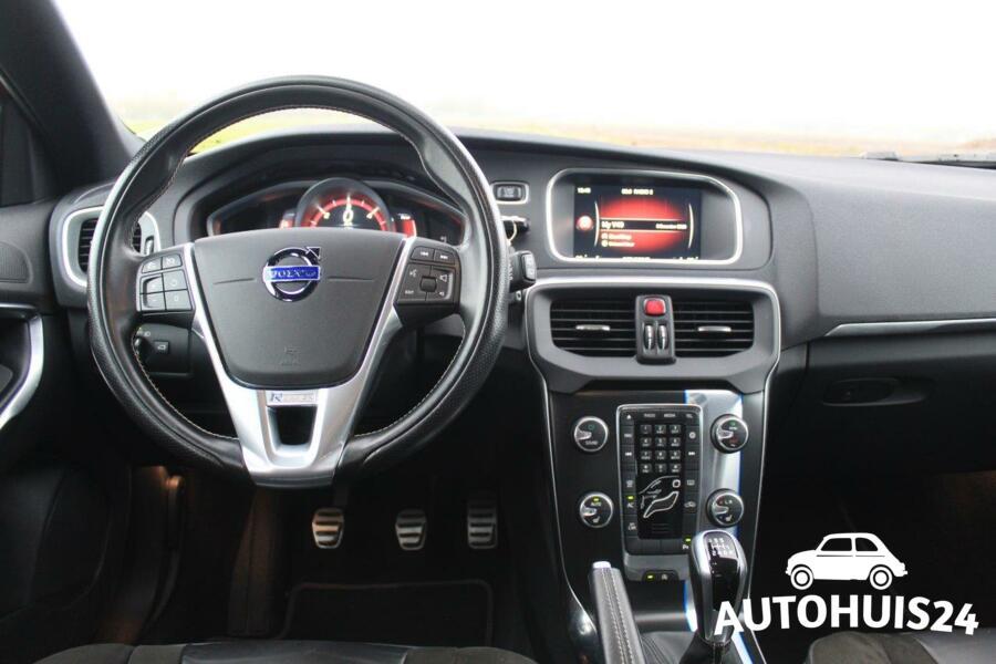 Volvo V40 2.0 D2 120pk R-Design Business #XENON #NAVI (bj2015)