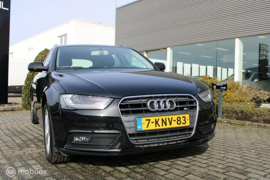 Audi A4 Avant 1.8 TFSI Business Edition Xenon