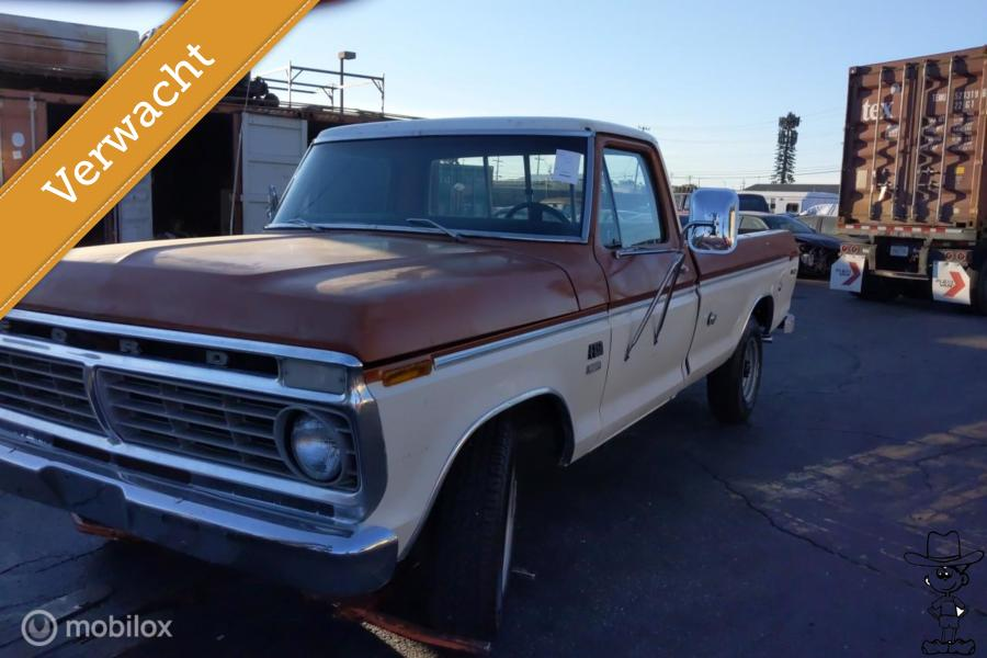Ford USA f250  pick-up