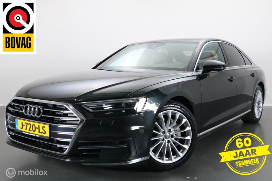 Audi A8 50TDI QUATTRO - PROLINE -LUCHTVERING- LED -SOFTCLOSE