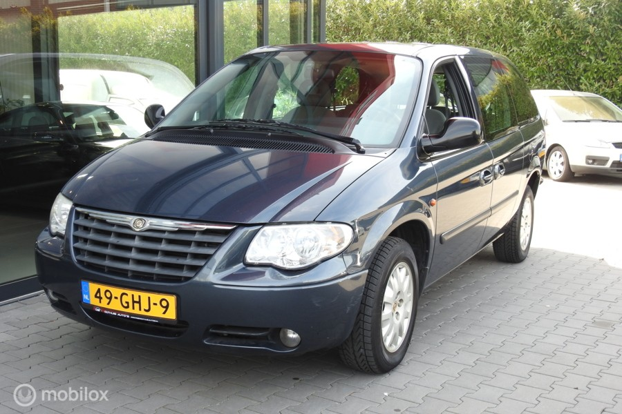 Chrysler Grand Voyager 2.8 CRD Business Edition?>