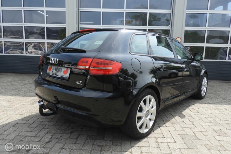 Audi A3 Sportback 1.8 TFSI quattro Ambition Pro Line