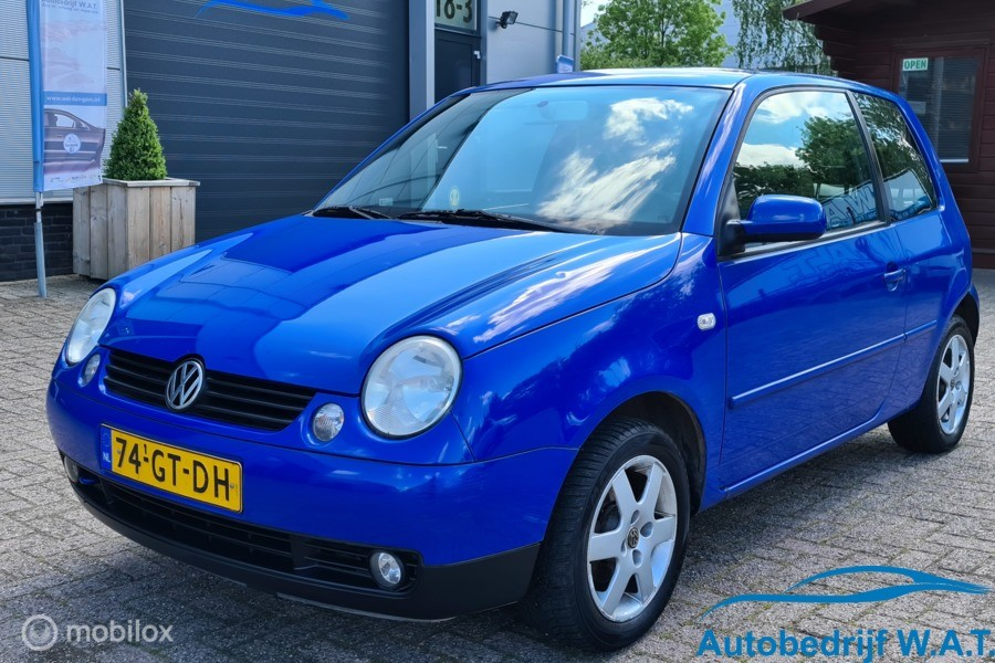 Volkswagen Lupo 1.4 # Stuurbekr. / trekhaak / APK / NAP / Distri vv / elektr. rmn / cv?>