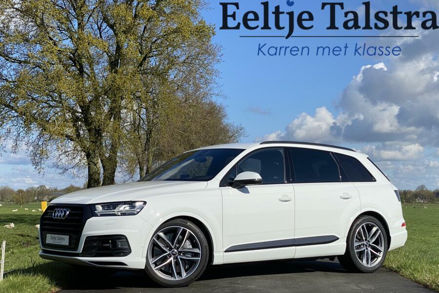 Audi SQ7 4.0 TDI grijs kenteken, Keramisch, topstaat!