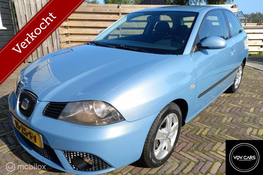 Seat Ibiza 1.6-16V 25 Edition II | Clima | Cruise | Nwe APK