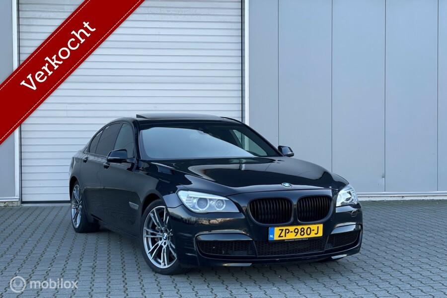 BMW 7-serie 730d Individual Edition M-sportpakket Facelift
