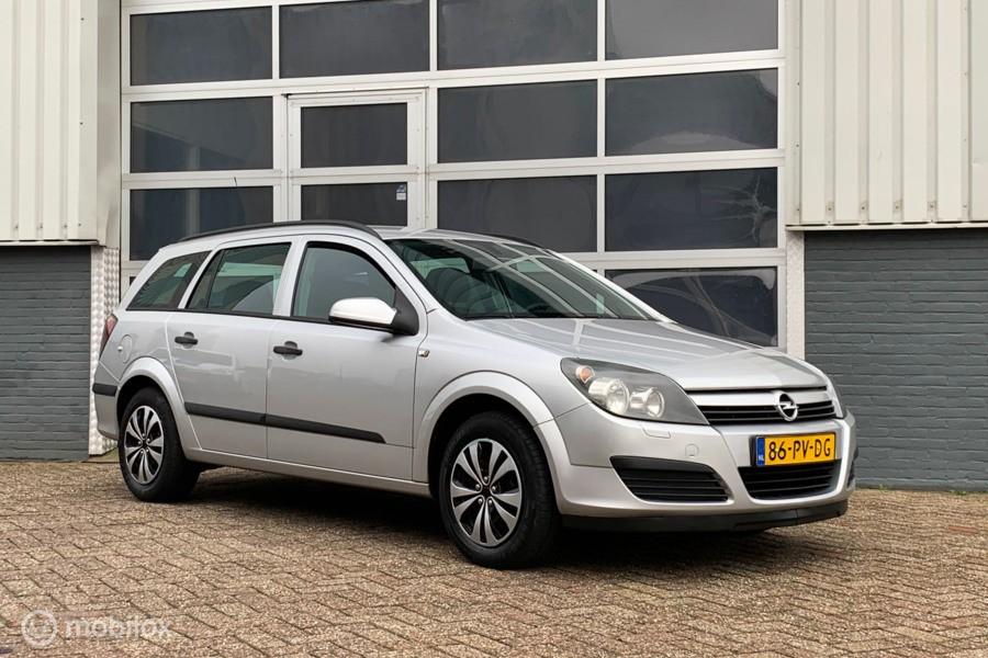 Opel Astra Wagon 1.8