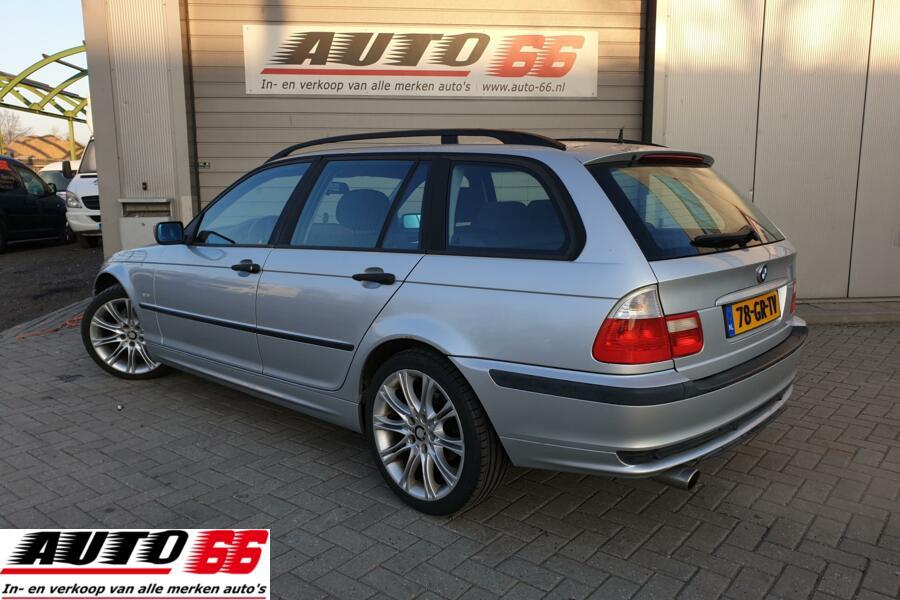 BMW 3-serie Touring 318i Executive