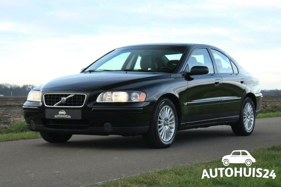 Volvo S60 2.4 Edition 140pk (bj2005)