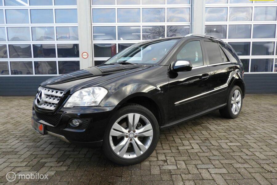 Mercedes-Benz M-klasse - 320 CDI Grijs kenteken / VAN