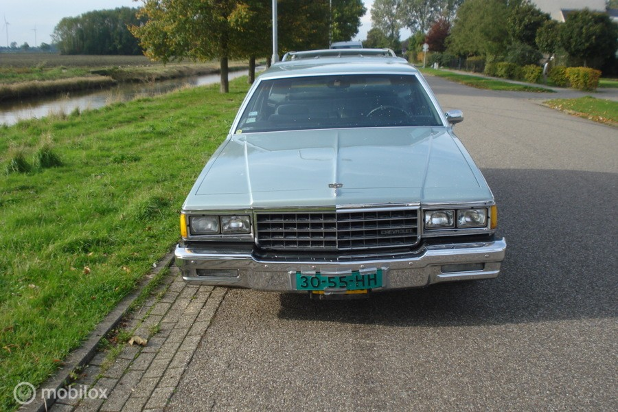 Chevrolet USA Caprice 5.0  Stationwagon 7 persoons