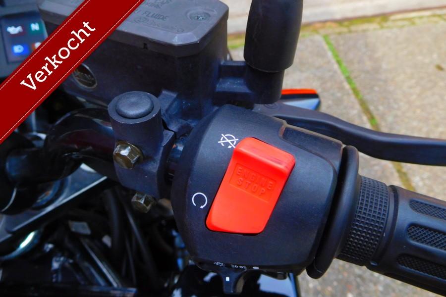Honda Tour CB 500 S met heel weinig KM