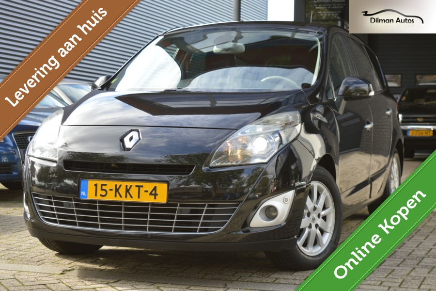 Renault Grand Scenic 1.4 TCe Sélection Business Sport 7p|Pano