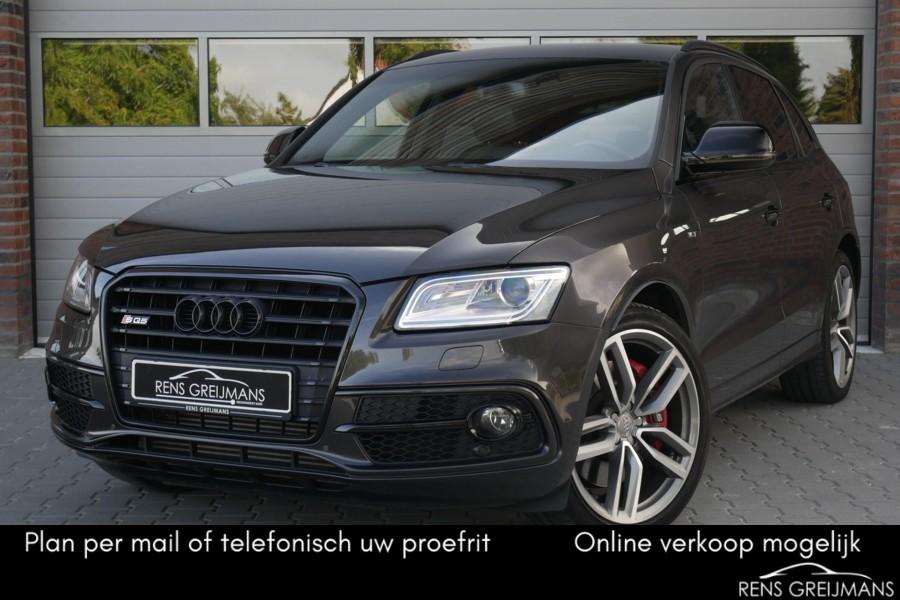 Audi Q5 3.0 TDI SQ5 Plus quattro Pro Line 340PK 700NM