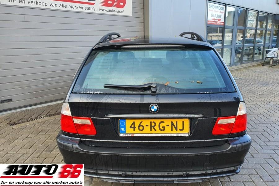 BMW 3-serie Touring 318i Lifestyle Edition Cruise Control Airco (Inruil Mogelijk) (bj 2005)
