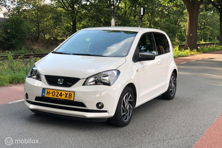 Seat Mii 1.0 Connect FR Line 5DRS Airco/Bluetooth/Stoelverwarming