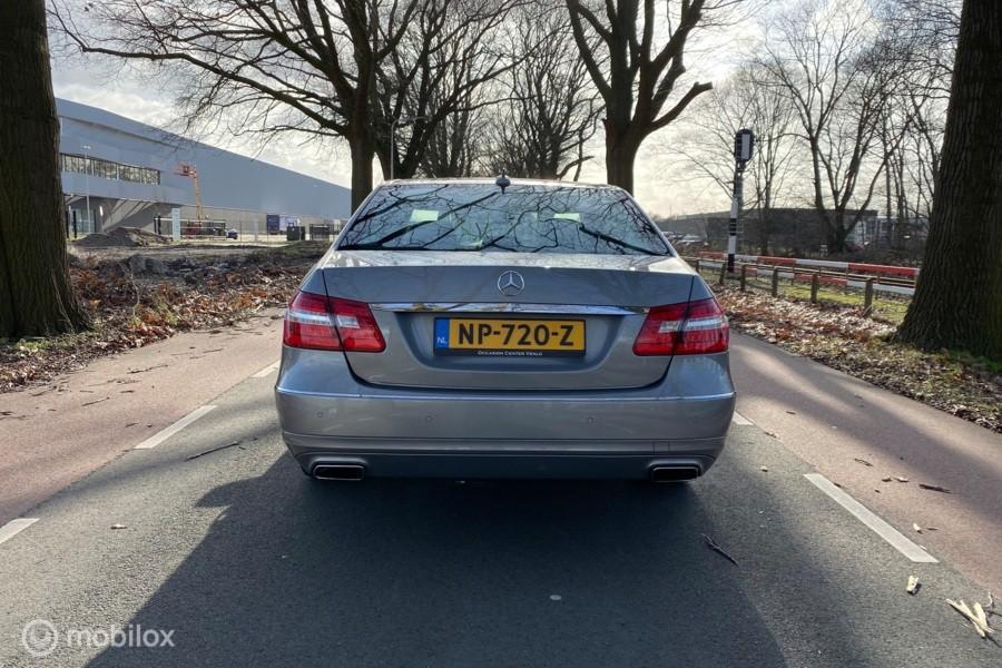 Mercedes E-klasse 220 CDI Aut7 Avantgarde Xenon/Navi/Leder/PDC